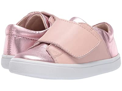 Old Soles Peezy (Toddler/Little Kid) (Powder Pink/Pink Frost) Girl