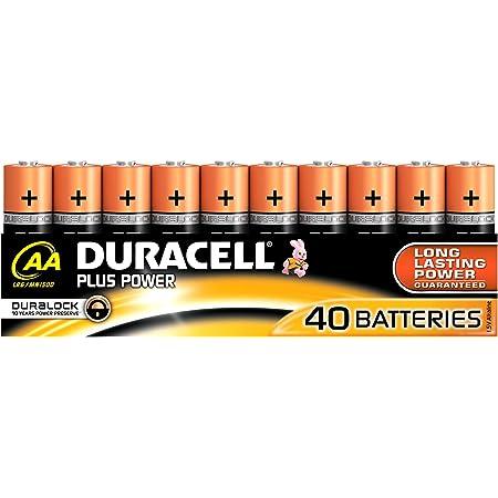 Duracell Plus Power Batterie Aa 40er Elektronik