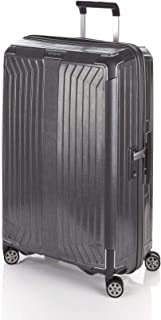 Samsonite - Lite Box 75cm Medium Spinner Suitcase - Eclipse Grey