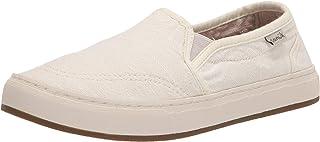 حذاء حريمي Avery Hemp Loafer، أبيض مغسول، مقاس 7 أمريكي