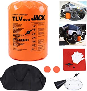 Honhill 4T Exhaust Air Jack Inflatable Jack for SUV Car Truck Off-Road Rescue