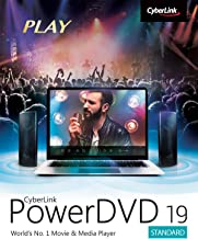 CyberLink PowerDVD 19 Standard [PC Download]