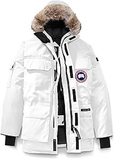 [カナダグース] CANADA GOOSE Men`s Expedition Relaxed Fit Genuine Coyote Fur Trim Down Jacket メンズパーカー [North Star White] [並行輸入品]