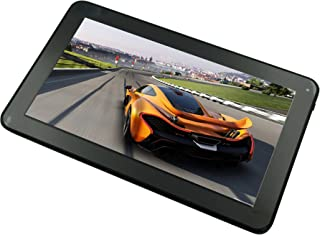 Zeepad 9'' Quad Core Google Android 4.4 Kitkat Tablet Pc, Allwinner A33 Cortex A7, 8Gb, Dual Camera, Google Play Pre-Load, Multi-Touch Screen, 3D Game Supported