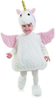 UNDERWRAPS unisex-child Underwraps Toddler's Unicorn Belly Babies Costume Costume