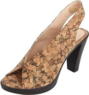 Catwalk Women's Textured Back Strap Sandals