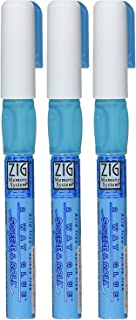 3-Pack Bundle - Zig Memory System 2-Way Squeeze and Roll Glue Pen