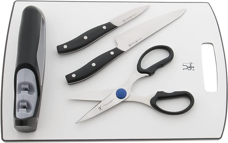 J A Henckels International 19480 007 Cutlery Prep Knife Set