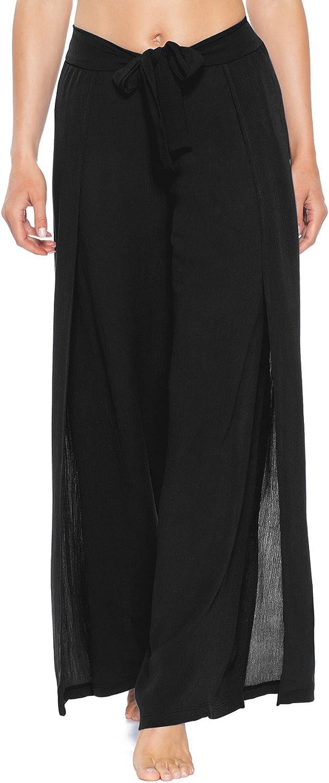 Becca by Rebecca Virtue Women's Modern Muse Pants Swim Cover Up
