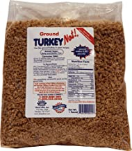 Dixie Diners' Club - Turkey (Not!) Ground, TVP, Textured Vegetable Protein, 1 lb bag