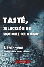 Tasté, selección de poemas de amor
