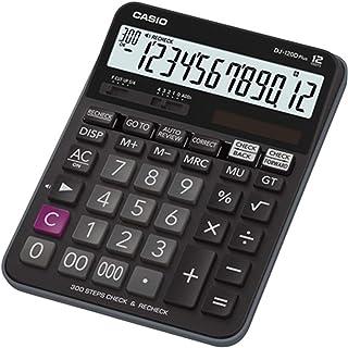 Casio Calculator DJ-120D Plus -Check& Recheck Function