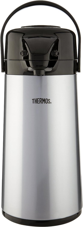 Thermos High material Push Bargain sale Button Glass Pot Pump