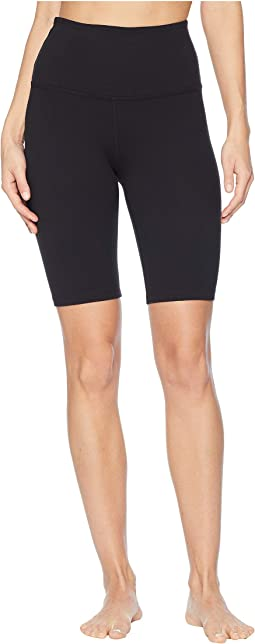 Supplex High-Waisted Biker Shorts