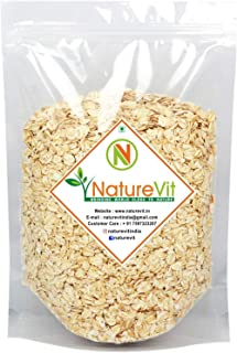 NatureVit Rolled Oats, 1kg: Grocery & Gourmet Foods