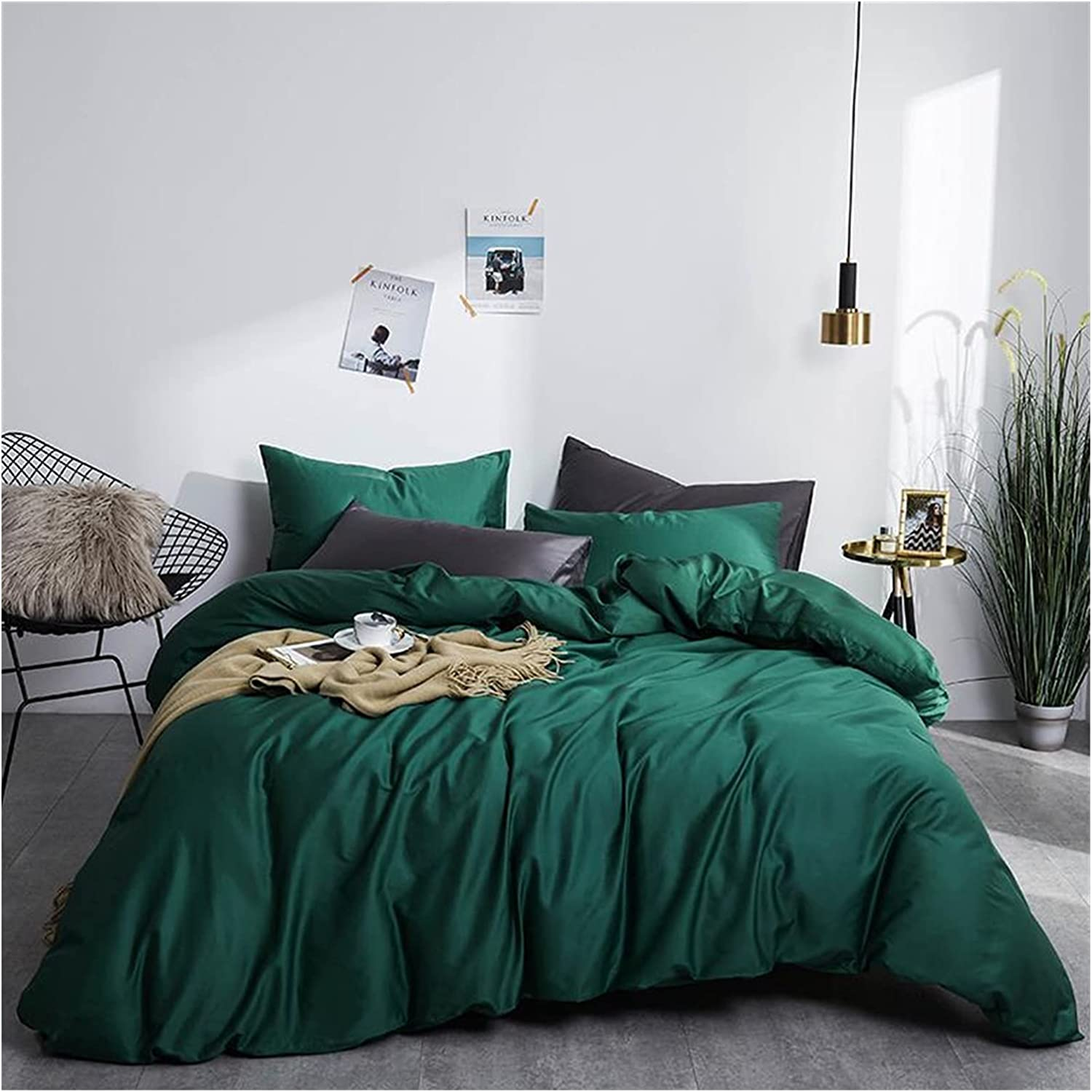 Long-awaited GT.S Silky Soft Pure Egyptian Cotton Color Bedding Solid Set Sales of SALE items from new works Fam