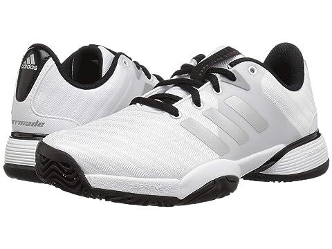 buy online d3774 ad878 adidas Kids Barricade Tennis (Little KidBig Kid)
