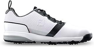 FootJoy Men's Contourfit-Previous Season Style Golf Shoes White 10.5 M