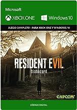 RESIDENT EVIL 7 biohazard    Xbox One/Windows 10 PC - Código de descarga