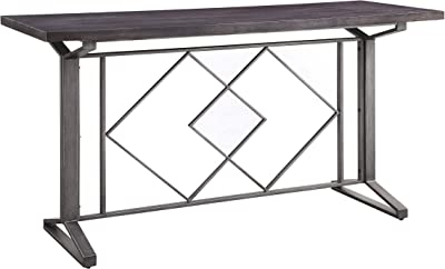 Hillsdale Furniture 4236-891 Trevino Counter Height Dining Table Brown