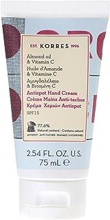Korres Crema De Manos Anti Manchas (Aceite De Almendras Y Vitamina C) - 75 ml.