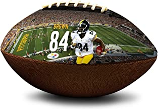 Antonio Brown Pittsburgh Steelers NFL Full Size Official Licensed Football