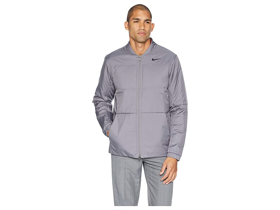 Nike Golf Synthetic Fill Jacket Core (Gunsmoke/Gunsmoke/Black) Men