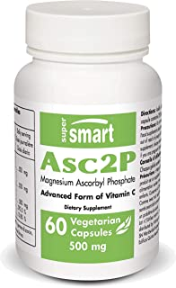 Supersmart MrSmart - Vitaminas. Antienvejecimiento - Asc2P - Una supervitamina antienvejecimiento y una forma potente