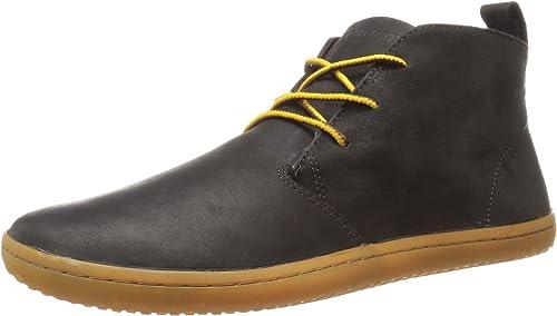 Vivobarefoot Mens Gobi II braun Leather Stiefel 42 EU