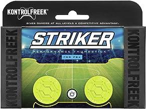 KontrolFreek Striker for PlayStation 4 (PS4) Controller   Performance Thumbsticks   2 Low-Rise   Green