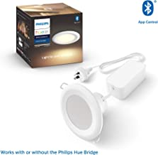 Philips Hue Garnea 90mm White Ambiance Downlight