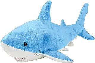 Wildlife Tree 23 Inch Blue Shark Stuffed Animal Floppy Plush Species Collection