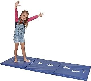 ECR4Kids Softzone Cartwheel and Balance Beam Practice Mat