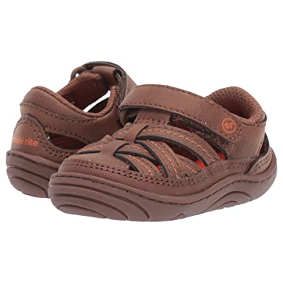 Stride Rite Amos (Infant/Toddler) (Brown) Boy