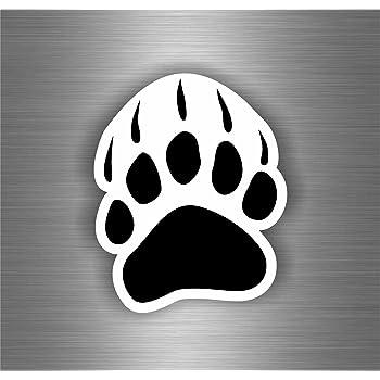 Akachafactory Autocollant Sticker Voiture Moto Tuning Tigre Tiger tribale Tribal r3