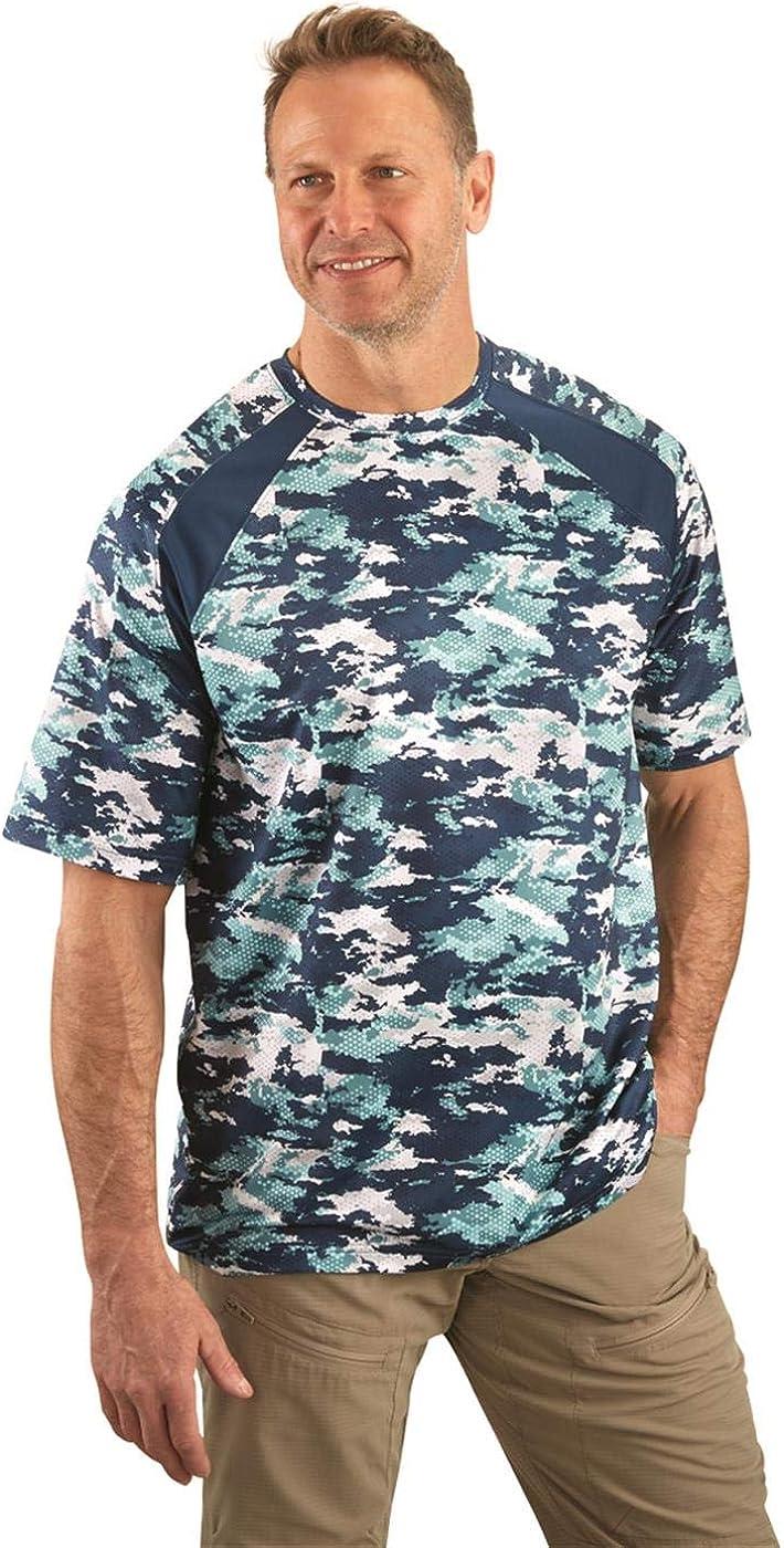 Guide Gear Men's Performance Cooling Short Sleeve Shirt