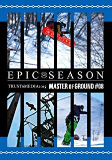 EPIC SEASON / Master of  Ground 08  (htsb0213) [DVD]