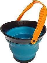Mijello Balde de água ajustável de altura para portátil