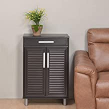 Nilkamal Bliss Shoe Cabinet, Wenge