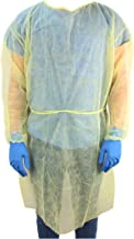 Best yellow isolation gowns Reviews