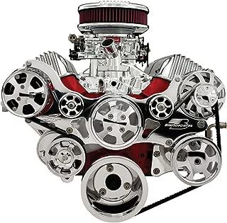 NEW BILLET SPECIALTIES TRU-TRAC SERPENTINE SYSTEM FOR GM 348/409 ENGINES