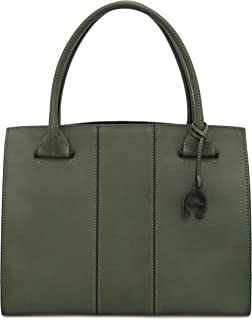 Etienne Aigner Womens Chiara Leather Work Tote