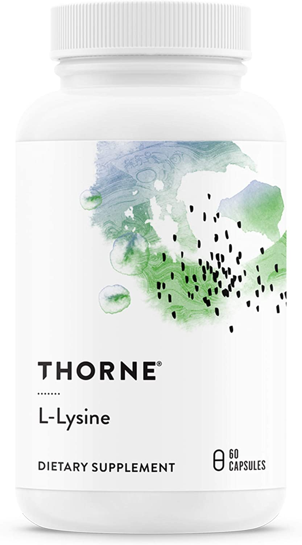 Department store Thorne Research Albuquerque Mall - L-Lysine Essential Acid Skin Amino Healt for