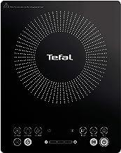 Tefal Everyday Slim - Placa de inducción portatil, 6 modos