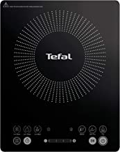Tefal Everyday Slim - Placa de inducción portatil, 6 modos