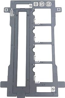 OKLILI 35mm Fotohouder Film Slide Negatieve Houder & Cover Guide Compatibel met Epson Perfectie V100 V200 V300 V330 V350 V...