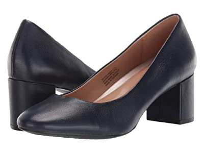 Aerosoles Eye Candy (Navy Leather) Women