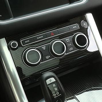 Plastica ABS Interieur bracciolo Climatizzatore coprilampo 1/pezzi per Range Rover Sport 2014/ /2017