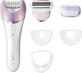 Philips Satinelle Advanced Wet and Dry Epilator - BRE635/00