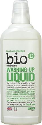Bio D Washing Up Liquid 750 ml (Pack of 3)